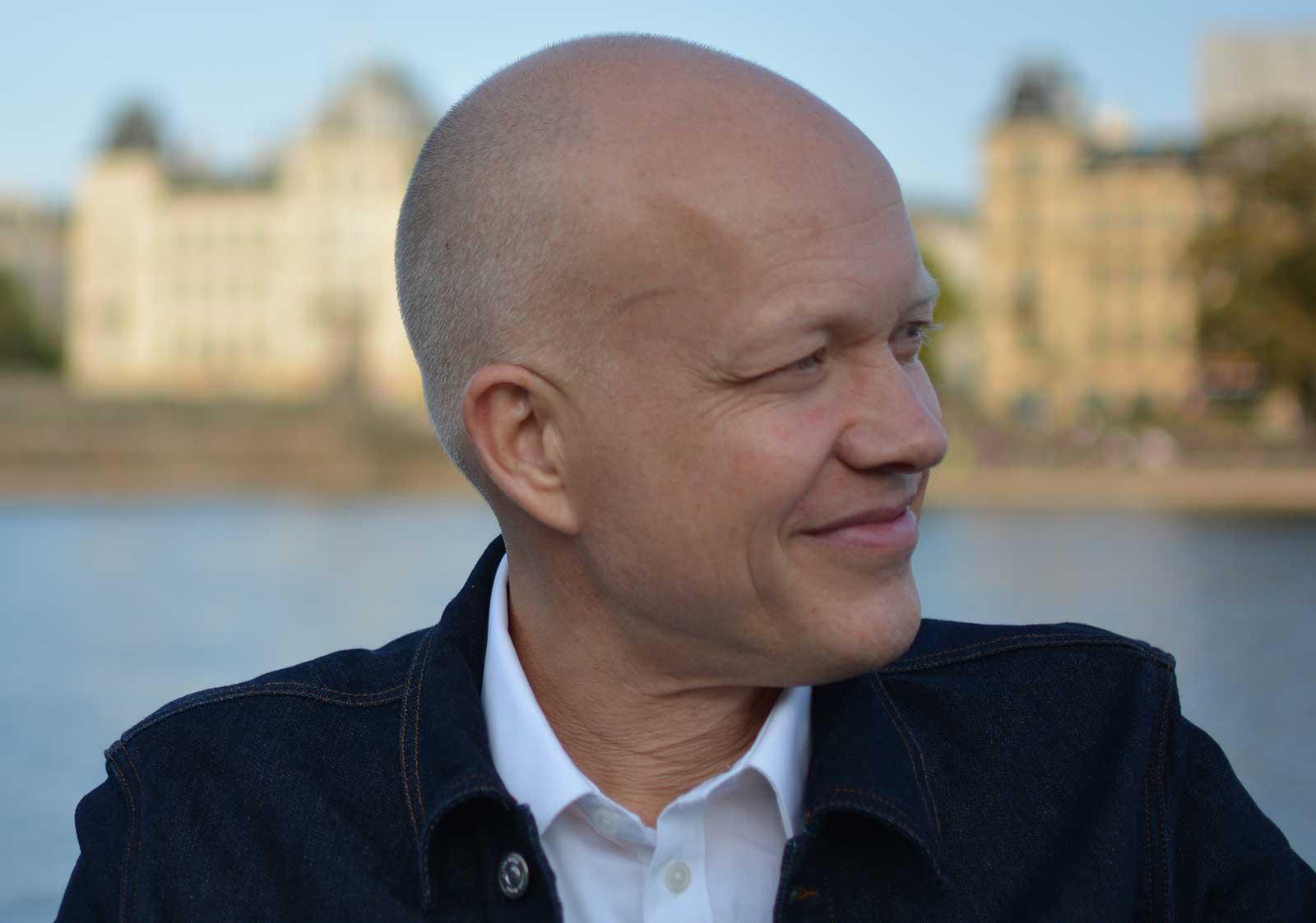 Knut Nägele - august 2018